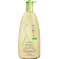 A-DERMA Sensifluid Gel douche surgras - 750 ml