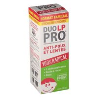 DUO LP PRO Anti-Poux et Lentes Lotion - 200 ml