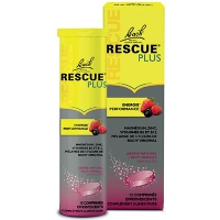 BACH Rescue plus - 15 comprimés effervescents