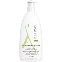 A-DERMA Gel moussant apaisant - 750ml