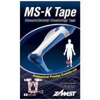 ZAMST MS-K-Tape Soutien musculaire mollet - 2 Tapes