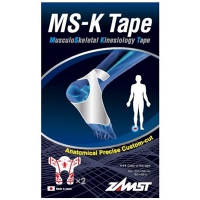 ZAMST MS-K Tape Soutien musculaire pied - 2 Tapes