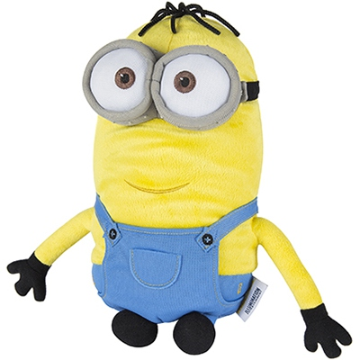 SOFRAMAR Peluche Bouillotte Minions Kevin