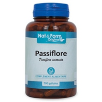 NAT & FORM Original Passiflore - 200 Gélules
