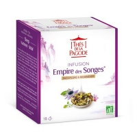 THES DE LA PAGODE Empire des Songes - 18 Infusions