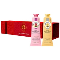 ROGER & GALLET Duo Crèmes mains gingembre rouge 30 ml et Sublime 30 ml