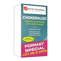 FORTE PHARMA Chondralgic Joints - 2 x 30 Capsules