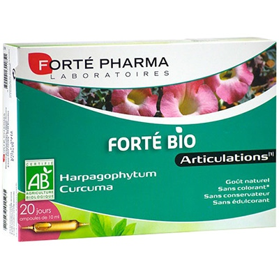 FORTE PHARMA Forté Bio Articulations - 20 ampoules