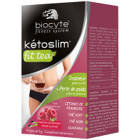 BIOCYTE Ketoslim Fit Tea 14 Sticks