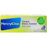 MERCRYL Choc Emulsion Gel 50ml