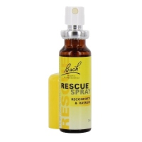FLEURS DE BACH Rescue Spray 20 ml