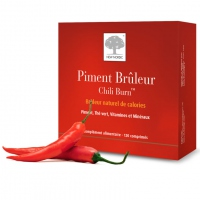 NEW NORDIC Piment Bruleur Chili Burn - 120 comprimés