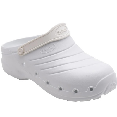 SCHOLL WORK LIGHT Blanc 39/40