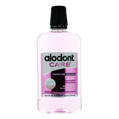 ALODONT Care Bain de Bouche Gencives 500ml