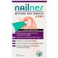 NAILNER Mycose des Ongles Stylo Effet Brillance