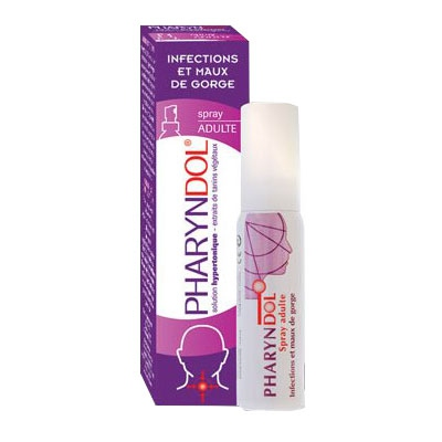Pharyndol Spray Adulte 30ml