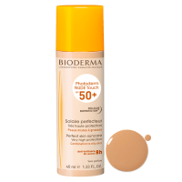 BIODERMA Photoderm Nude Touch SPF50+ Doré 40ml