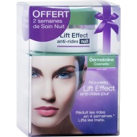 DERMATOLINE COSMETIC Lift Effect Anti-rides Jour 50ml + Nuit 15ml OFFERT