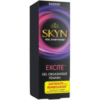 MANIX Skyn Excite Gel Orgasmique 15ml