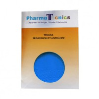 PHARMA TECNICS Set de Table Antiglisse 35x25cm Bleu