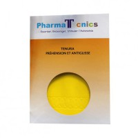 PHARMA TECNICS Set de Table Antiglisse 35x25cm Jaune