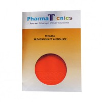 PHARMA TECNICS Set de Table Antiglisse 35x25cm Rouge
