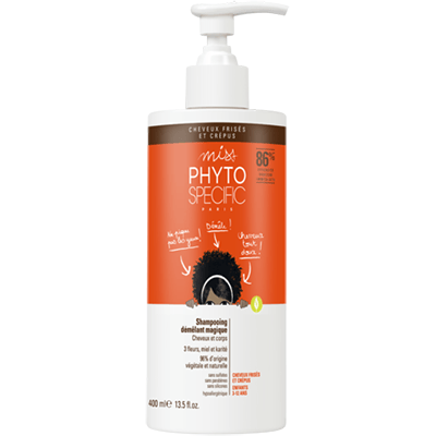 PHYTOSPECIFIC Miss Shampooing Démêlant Magique 400ml
