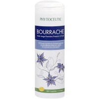 PHYTOCEUTIC Bourrache Bio 180 capsules