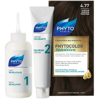 PHYTO Phytocolor Sensitive 4.7 Chatain Marron