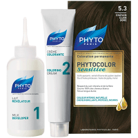 PHYTO Phytocolor Sensitive 5.3 Chatain Doré