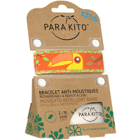 PARAKITO Kids Bracelet Anti-moustique Toucan