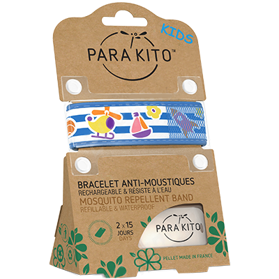 PARAKITO Kids Bracelet Anti-moustique Toys