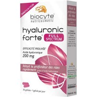 BIOCYTE Hyaluronic Forte Full Spectrum 30 gélules