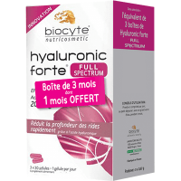 BIOCYTE Hyaluronic Forte Full Spectrum 90 gélules
