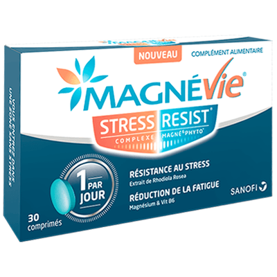 MAGNEVIE Stress Resist 30 Comprimés