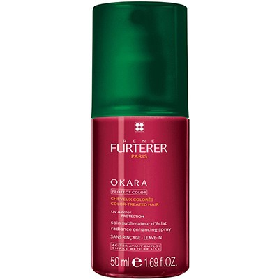 FURTERER Okara Protect Color Soin Sublimateur D'éclat Sans Rinçage 50ml