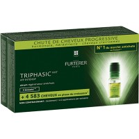 FURTERER Triphasic VHT Sérum Anti-chute 8 flacons