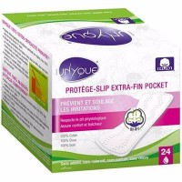 UNYQUE Protège-slip Extra-fin Pocket x24
