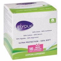 UNYQUE Tampons avec Applicateur Mini x16