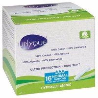 UNYQUE Tampons avec Applicateur Normal x16