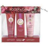 ROGER & GALLET Trousse Summer To Go Gingembre Rouge