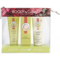 ROGER & GALLET Trousse Summer To Go Fleur d'Osmanthus