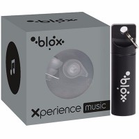 BLOX Xperience Music Protections Auditives Concert Transparent 1 paire