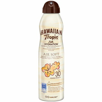 Hawaiian Tropic Silk Hydration Brume Protectrice SPF30 177ml