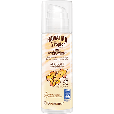 Hawaiian Tropic Silk Hydration Lotion Solaire SPF50 150ml