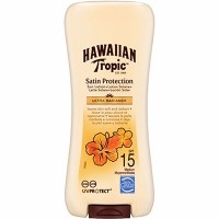 Hawaiian Tropic Satin Protection Lotion Solaire SPF15 100ml