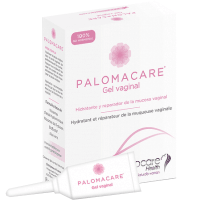 PALOMACARE Gel Vaginal 6 canules unidoses x 5ml