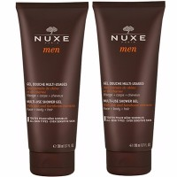 NUXE Men Gel Douche Multi-usages 2x200ml