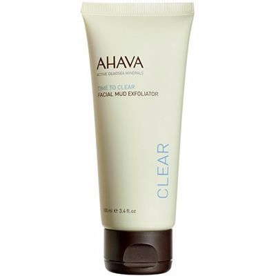 AHAVA Time To Clear Soin Gommant à la Boue 100ml