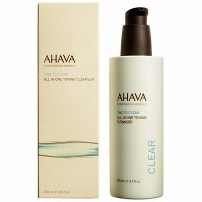 AHAVA Time To Clear Démaquillant Tonique 3 en 1 250ml
